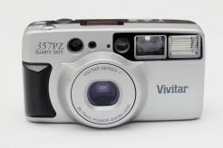 Frontal - Vivitar 357pz Zoom