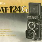 Yashica MAT 124G - Manual do Usuário