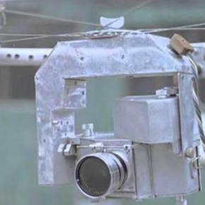 Fotografia aérea e drones na década de 60