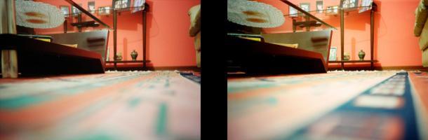 Stereo Lomografia - LC-A
