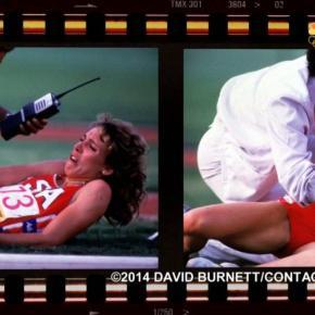 Fotografando as Olimpíadas com filme