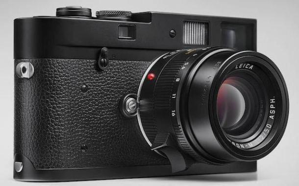 Leica M-A - Preta Perfil