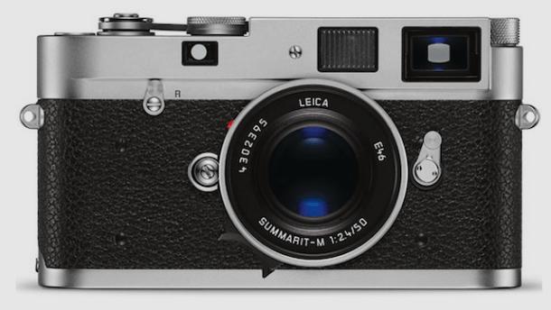 Leica M-A - Prata