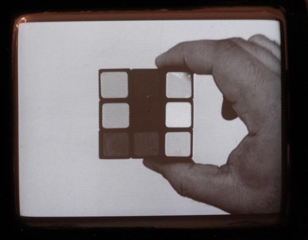 InstaCRT - Rubik's Cube