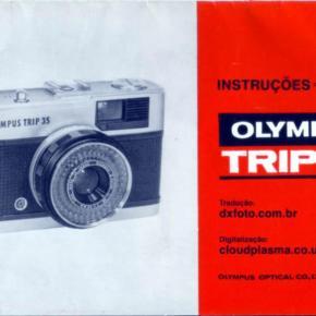 Olympus Trip 35 - Manual em Português