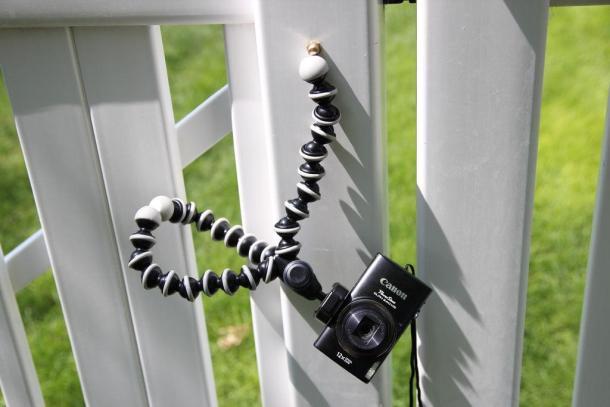 Gorillapod com pes de ima super fortes - DXFoto 01