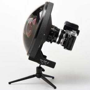Fisheye Nikkor 6mm DXFoto 02