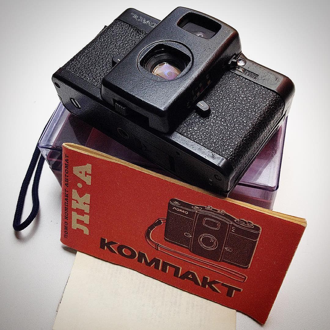 #instagram, Lomo LC-A de 1985, agora com manual e caixinha pra ficar beleza!