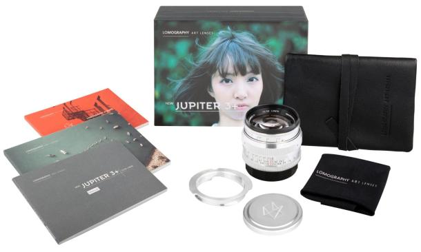 Jupiter 3+ 1.5/50 Lomography - DXFoto