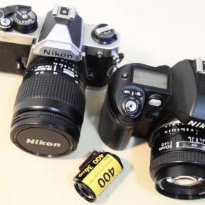 Câmera Velha #2 Colocando filme na Câmera