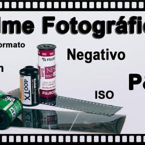 Câmera Velha #5 Falando Sobre Filme Fotográfico