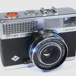Agfa Optima 200 Sensor é uma camerazinha competente