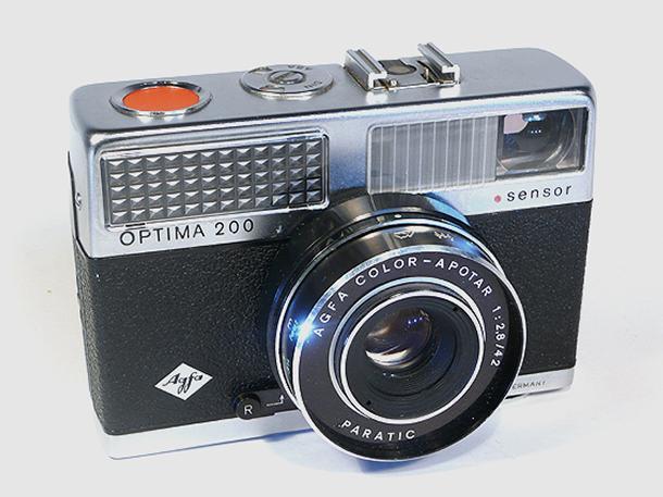 AGFA OPTIMA 200 SENSOR - DXFoto 01