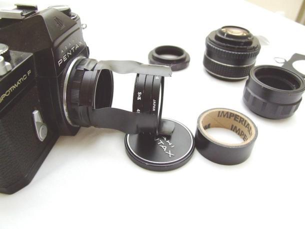 Construa sua própria lente lensbaby DIY - artigo