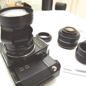 Construa sua própria lente lensbaby DIY