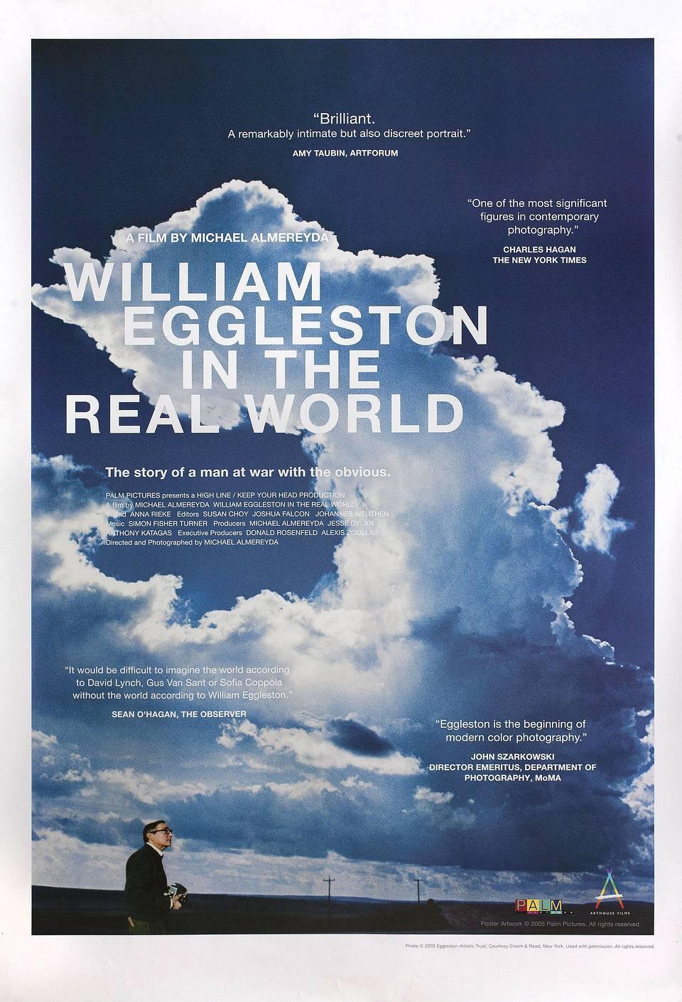 William Eggleston In the Real World, assista o documentário - DXfoto