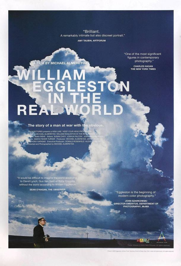 William Eggleston In the Real World, assista o documentário - DXfoto