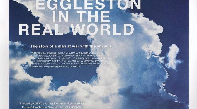 William Eggleston In the Real World, assista o documentário