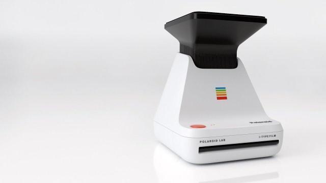 """Polaroid Lab, outro """"conversor"""" de foto digital pra filme polaroid"""