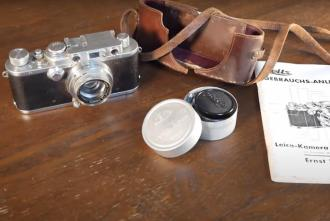 Leica III - 01 - DXFoto