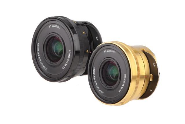 Lomogon 2.5/32 Art Lens, a lente da Lomo LC-A para outras câmeras