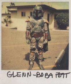 Polaroids originais de Star Wars dxfoto 1