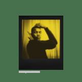 Polaroid Duochrome 600, instantâneos amarelo e preto 8
