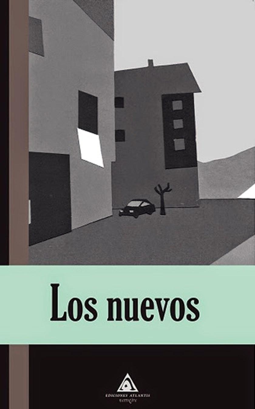 """Libro """"Los Nuevos"""" de Iñigo Maraví. Es una novela urbana que versa sobre la peculiar y extraña vida que llevan Ángel y sus amigos, quienes suelen cumplir su gran objetivo vital: no hacer nada."""