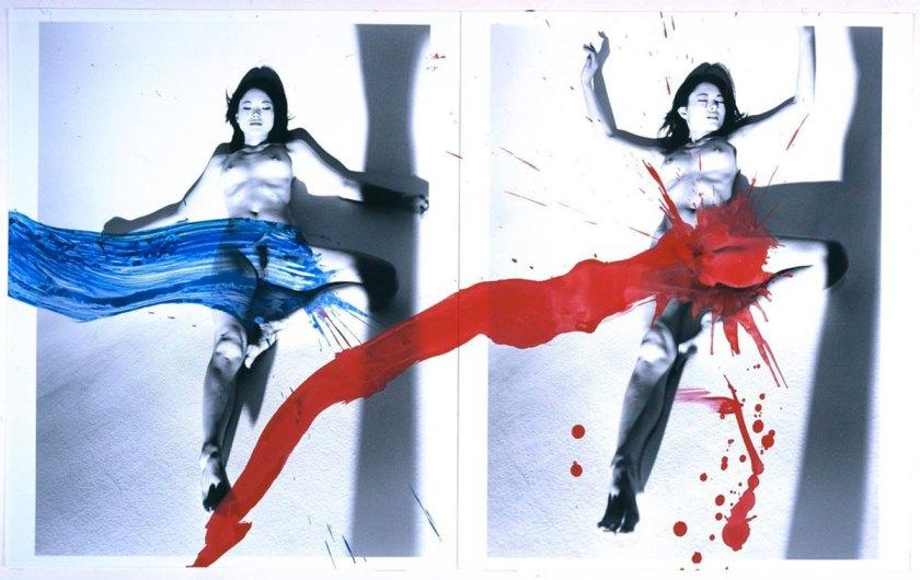KaoRi Love, 2007 © Nobuyoshi Araki/eyesencia