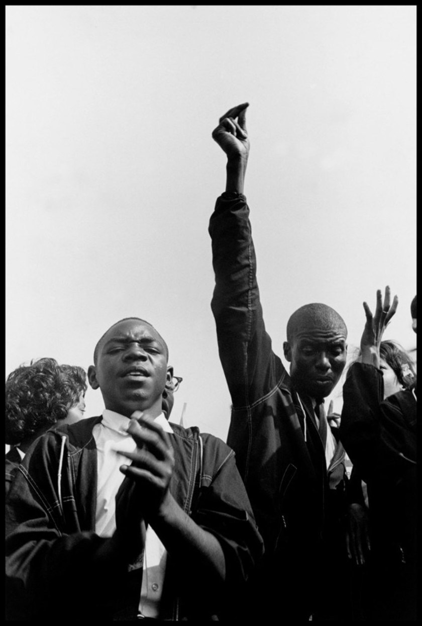 Danny Lyon, The March on Washington, August 28, 1963