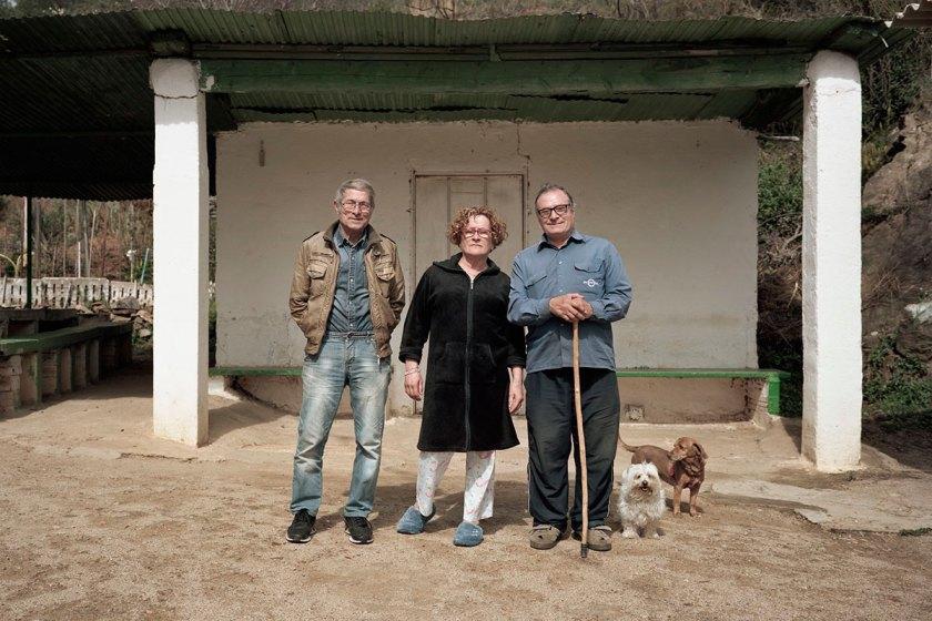 """""""Font del gos, un barrio olvidado de Barcelona"""" Albert Galeote"""