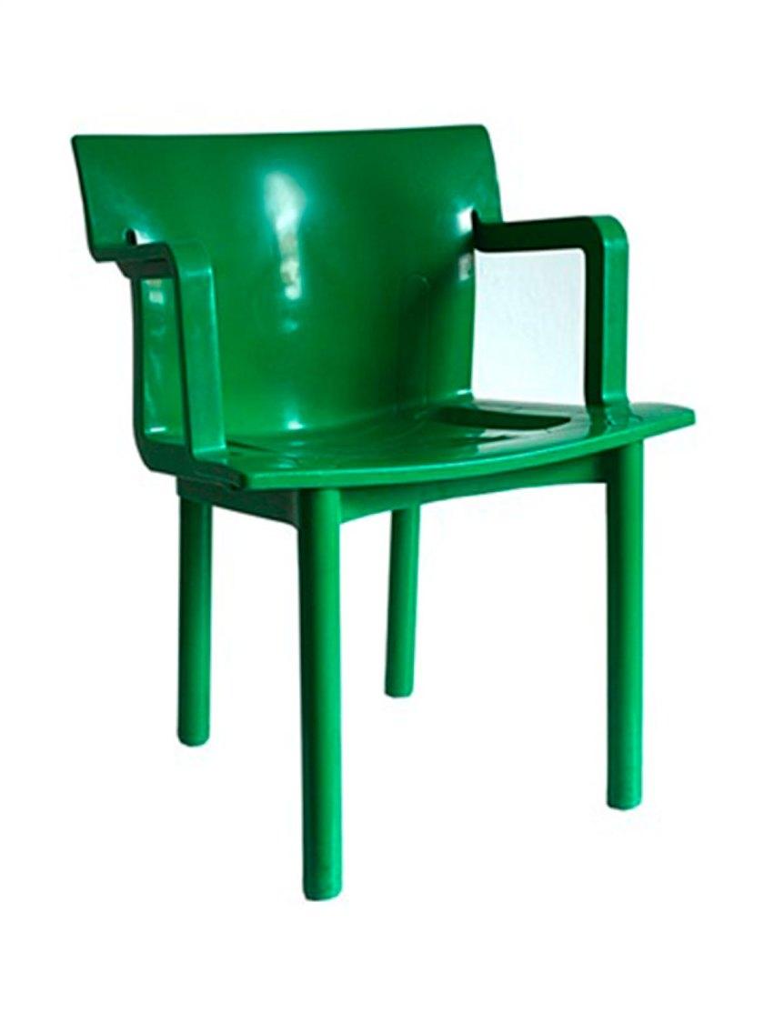 """K 4870 stackable chairs"" esign by Anna Castelli Ferrieri"