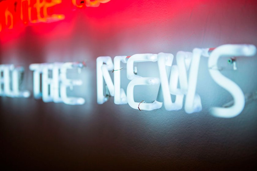 Buy the rumor, sell the news (detalle) 2014