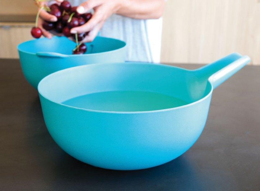 Delta de Plata Proyecto: Handy Bowl & Colander Set Diseño: Emiliana Design Studio (Ana Mir, Emili Padrós) Empresa: Ekobo