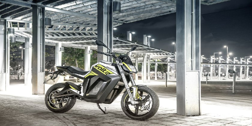 Delta de Plata Proyecto: Volta bcn 2017 Diseño: Ànima Barcelona Empresa: Volta Motorbike