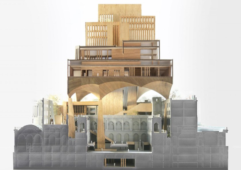 Winner: Loed Stolte, Faculty of Architecture and the Built Environment Delft University of T echnology