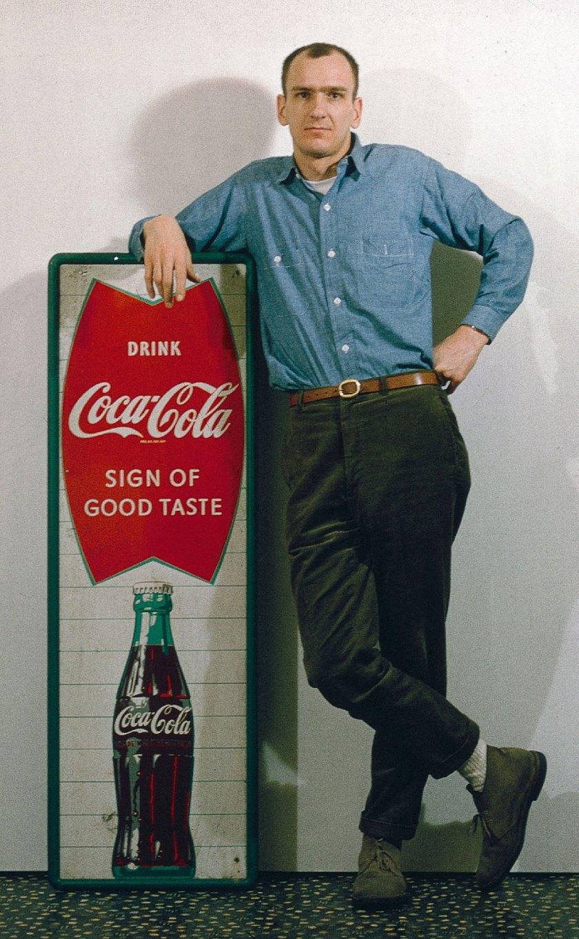 Tom Wesselman, March 1962 © The Estate of Tom Wesselmann/ Licensed by VAGA, New York