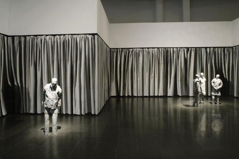 Un siglo breve: Colección MACBA. Vista de la exposición. Foto: Miquel Coll