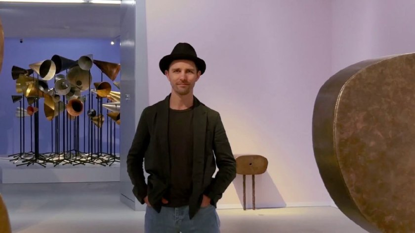 """Maarten Baas, Hide & Seek"" Design Museum Holon"