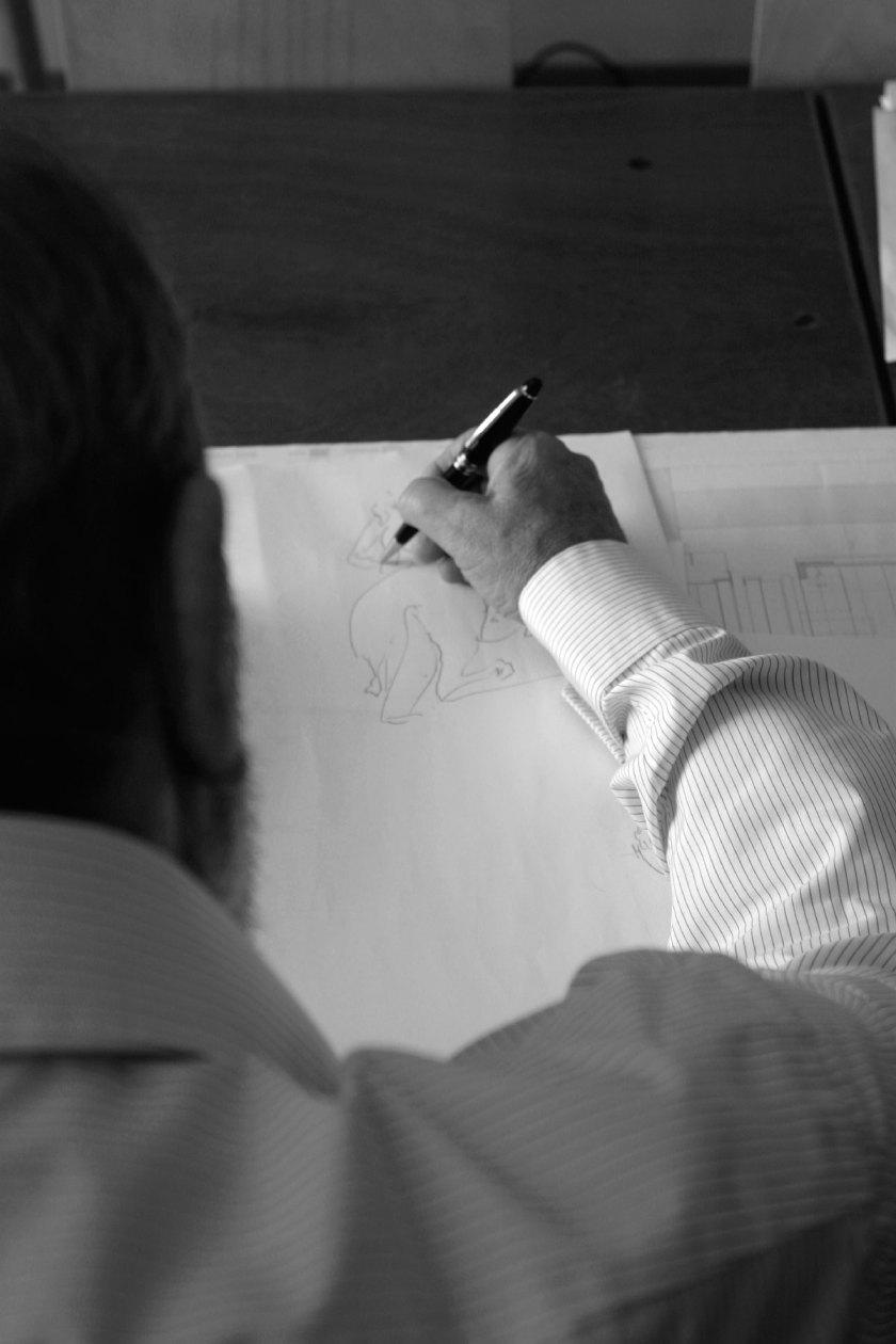 Siza_Drawing_Horse_Ph.Raul_Betti