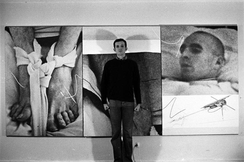 Luis Pérez-Mínguez Darío Villalba, 1973