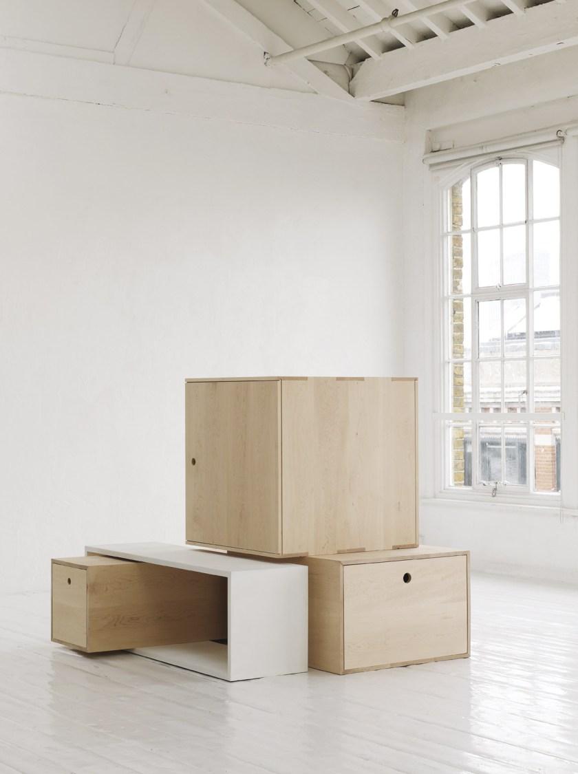 """Serie de contenedores"", Diseño: Studio vit"