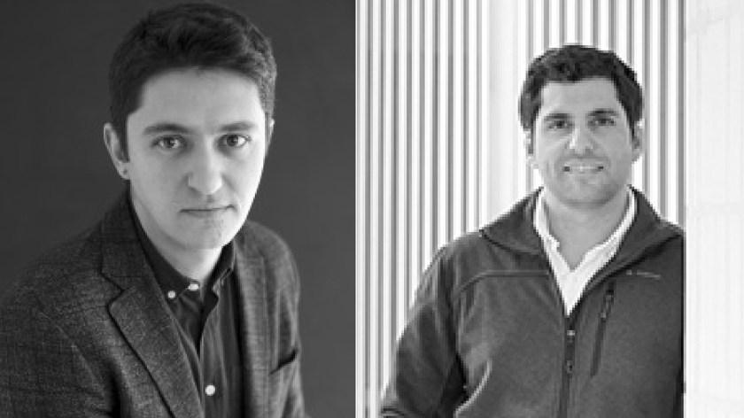 Ignacio Hornillos Cárdenas y Javier Fernández