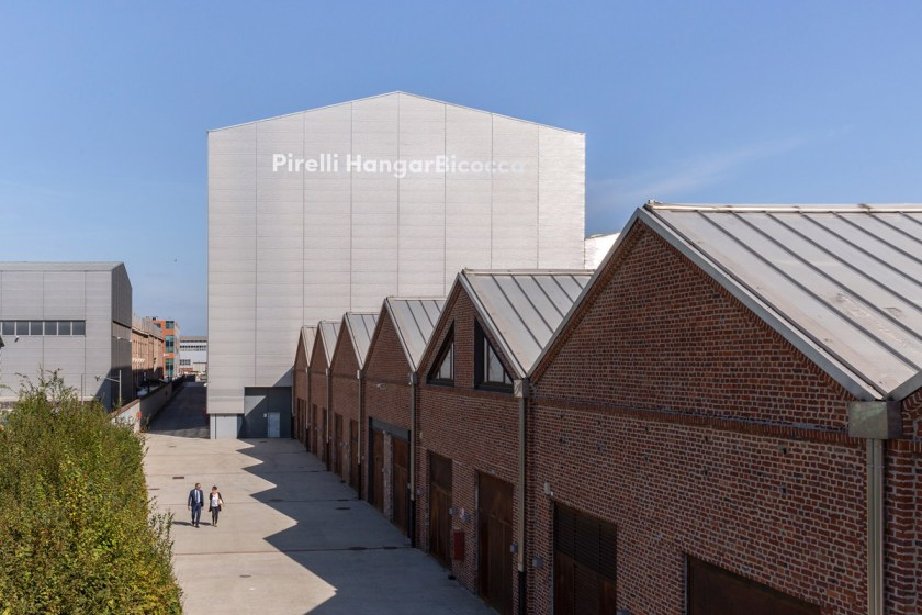 Pirelli HangarBicocca - Milán