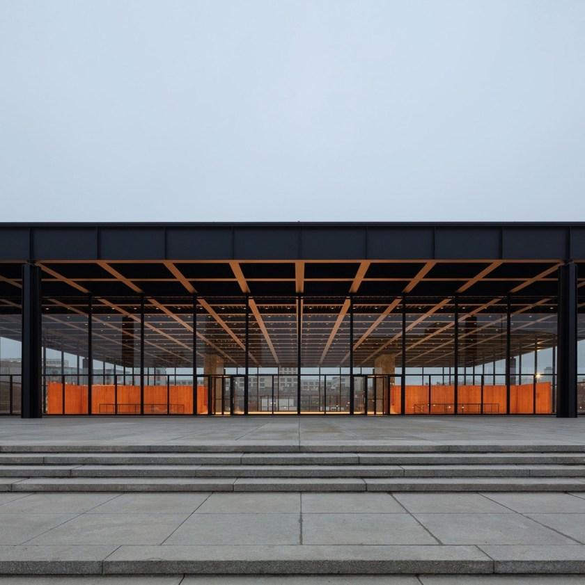 Neue Nationalgalerie tras su renovación © BBR / Thomas Bruns