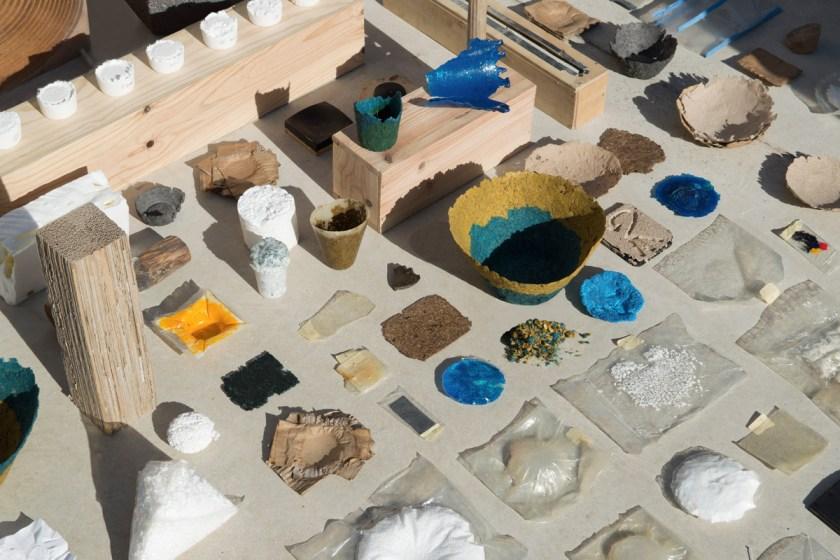 Roca Recicla, iniciativa pionera en el sector que pretende reducir a cero los residuos generados mediante el uso del diseño.