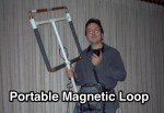 Portable Loop Antenna