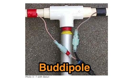 W3FF Portable Dipole