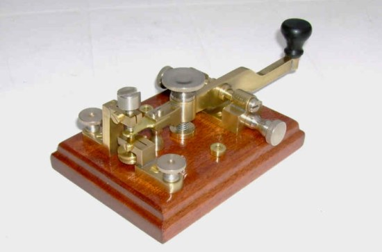 G3YUH Morse Key Project