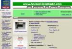 SecondHandRadio.com